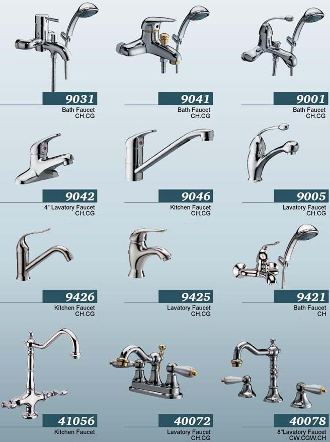 96 Different Types Of Kitchen Faucets - types of kitchen faucets ...