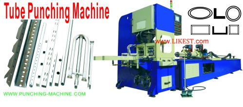 Tube Punching Drilling Chamfering Bending End Forming
