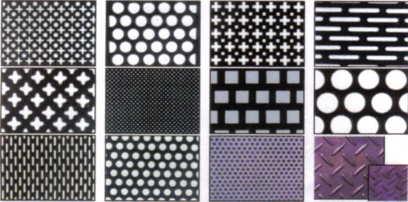 Perforated Metal Perforated Metal Manufacturers Suppliers