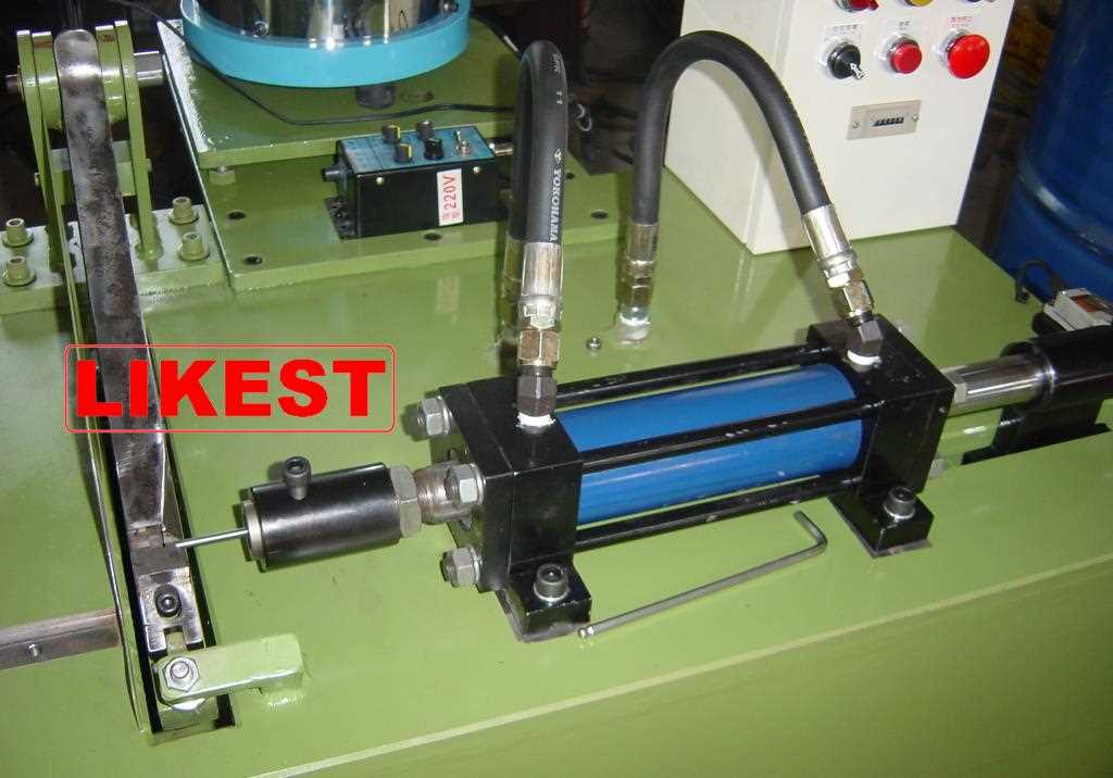 Tube Drilling Flowdrill Punching Tapping Threading Cutting