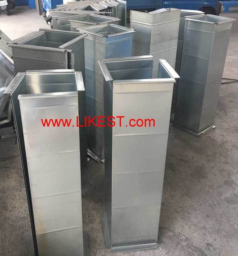 Automated Duct Line Duct Manufacture Auto Line Duct