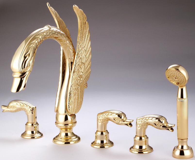 Swan Series Faucet For courtyard/yard/garden/grounds/court/garden ...