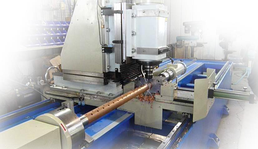 Cnc Drilling Fixture : Taiwan cnc nc tube pipe drilling machine and pulling