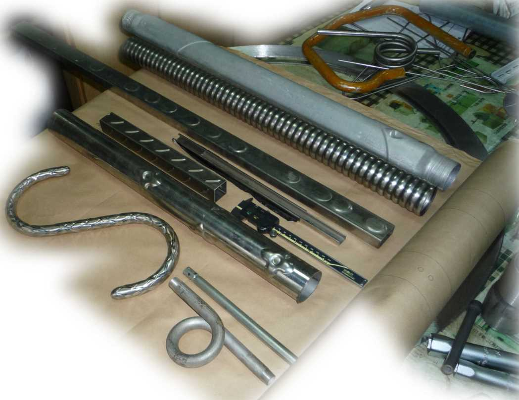 Tube End Forming Machine Bar End Forming Machine From